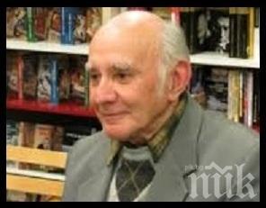 Тъжна вест! Почина журналистът Георги Райчевски