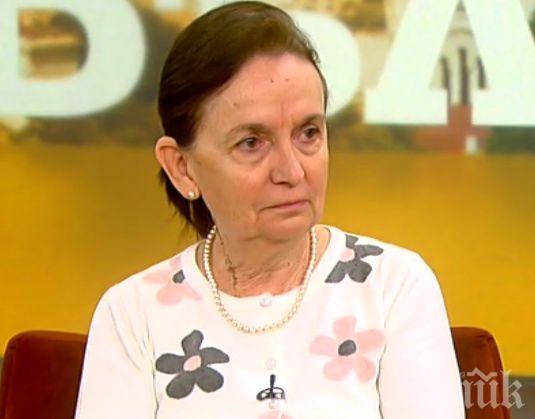 Мими Виткова за оставката на ген. Петров: Как договорът е минал през комисията, която подготвя поръчката…