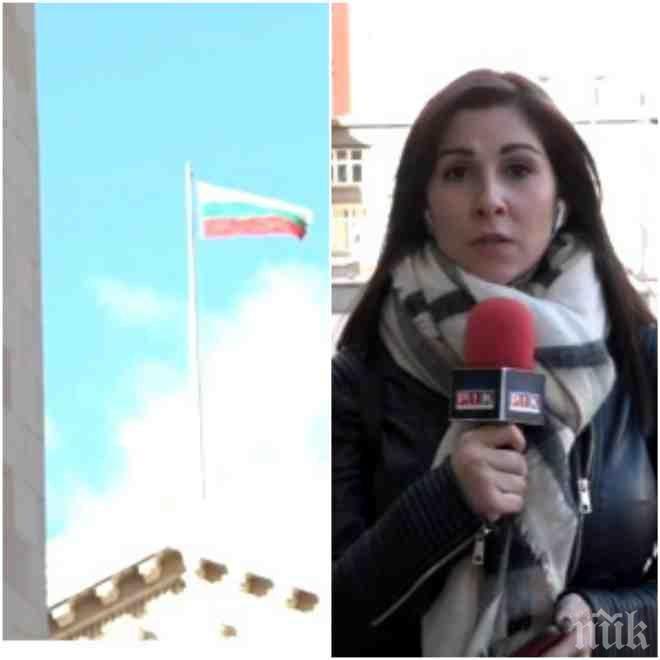 ИЗВЪНРЕДНО В ПИК TV! Какво става с времето - вятърът опразни улиците в столицата, софиянци притеснени от инциденти