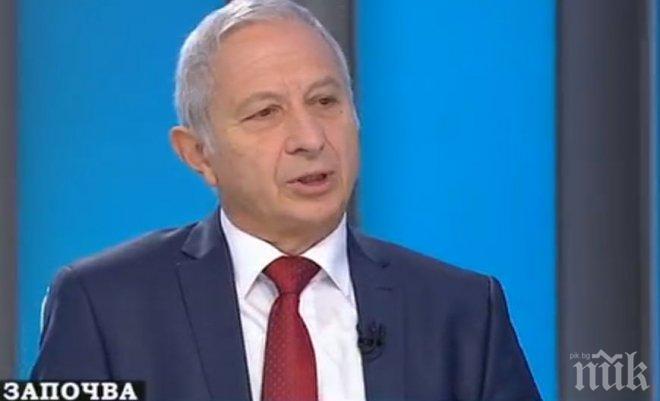 ИЗВЪНРЕДНО! Герджиков с тежки думи за оставката на ген. Петров! Бившият служебен премиер: Грехота е такива хора да бъдат похарчени... (ОБНОВЕНА)