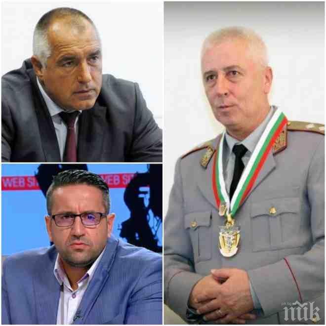 САМО В ПИК! Политологът Георги Харизанов с ексклузивен коментар за оставката на ген. Петров: Това е морален акт, не трябваше да си отива авторитет като него!