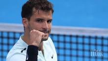 Страхотен анализ за Гришо! Легенда на тениса отсече: Димитров е...