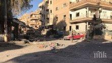 Голяма трагедия! Близо 100 човека са загинали при взрив в център за бежанци край Дейр ез-Зор