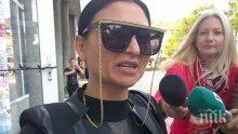 РЕЗИЛ! Английският на Софи Маринова кърти - вижте за какво ромската перла ползва клозета