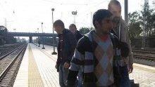 Ченгета отведоха приятеля на хвърлилата се под влака Галина