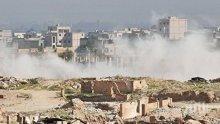Сирийските военни откриха в Дейр ез-Зор кола-бомба с химически вещества