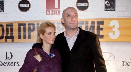 НЕВОЛИ! Жената на Захари Бахаров го съсипа! Ето какво му причини... (СНИМКИ)