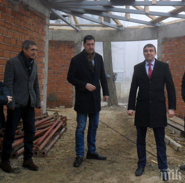 Делото срещу кмета на Пловдив отива в Специализирания съд