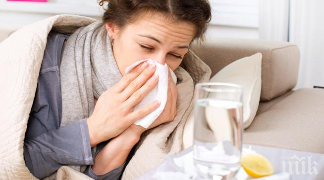 Ето как да различите настинка от грип...