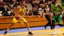 Левски 2014 се срина за 4 минути в Тирана