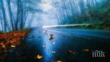 БЕЗ СЛЪНЦЕ! Мъгли и дъжд през уикенда, днес ще е облачно и мрачно