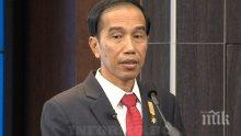 Президентът на Индонезия ще кастрира педофилите