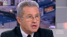 Йордан Цонев разкритикува НЗОК: Никъде няма здравна система с една каса-монополист
