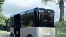 Малшанс! Безпилотен автобус катастрофира по-малко от два часа след дебюта си по улиците на Лас Вегас