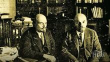 Ленин имал двойник американец