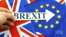 """ЕС започва изготвянето на предложение за преходния период след """"Брекзит"""""""