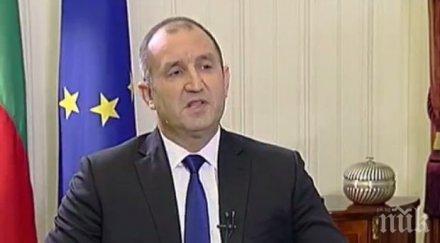 ИЗВЪНРЕДНО! Президентът Радев проговори за действията на военните пилоти,  за скандала с изказването му с българските будители, ще дойде ли Путин за 3 март (ОБНОВЕНА)