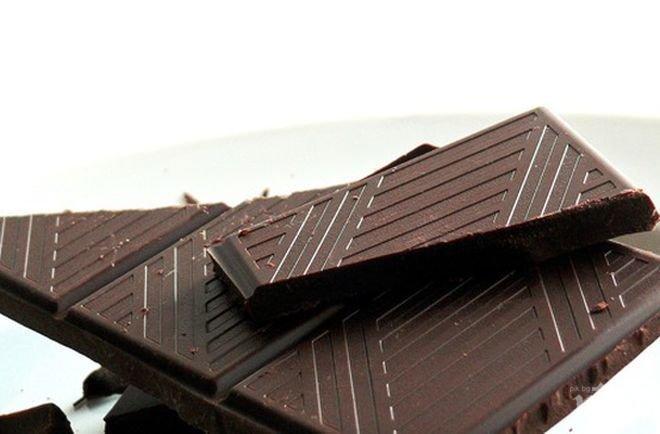 Страхотна новина! Няма да повярвате за какво помага черният шоколад