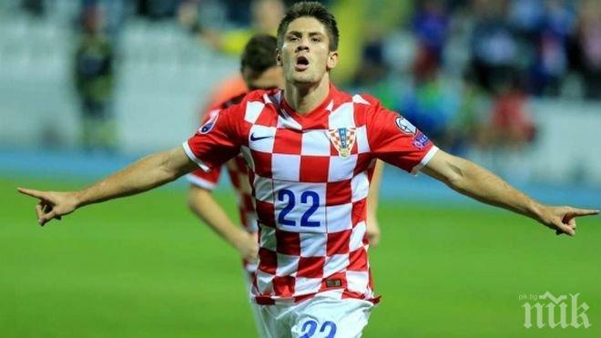 Андрей Крамарич: Срещо Гърция направихме достатъчно, благодаря на феновете