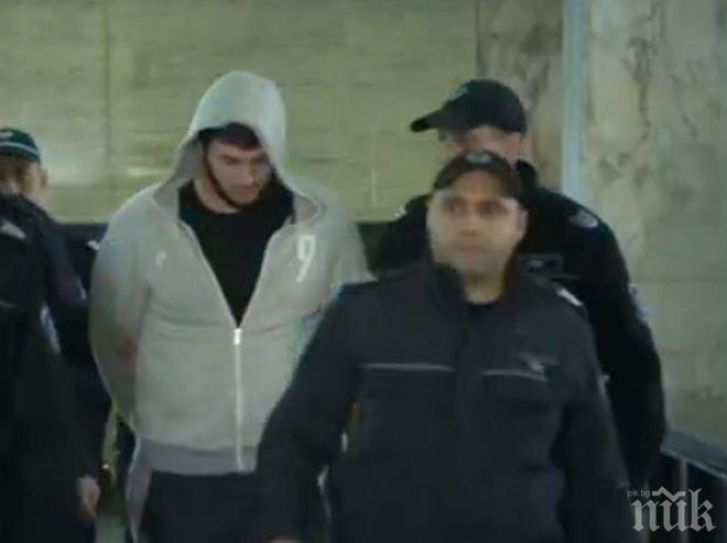 Съдът решава: Йоан Матев, обвинен за убийството на Георги в Борисовата градина, иска на свобода