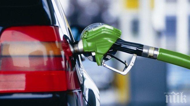 Бензинът на евтините колонки в Пловдив скочи с 10 ст. за седмица