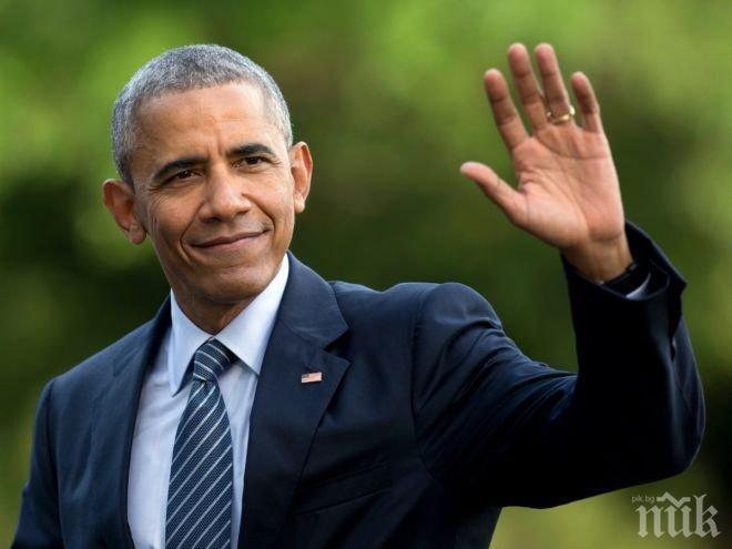 Бившият президент на САЩ Барак Обама бе отхвърлен като съдебен заседател