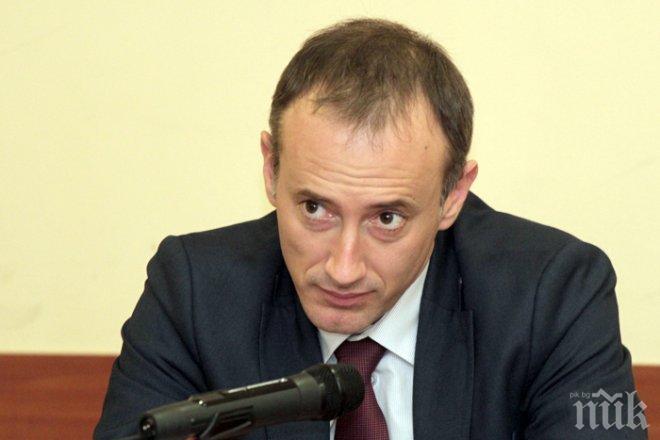 Красимир Вълчев: Трябва да имаме добри учители, ако искаме да имаме добро образование