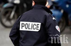 Газените с автомобил в Тулуза са млади - на 22 и 23 години