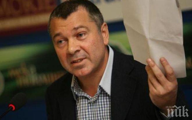 Митко Събев поиска 150 млн. лева и да стане кмет на Бургас