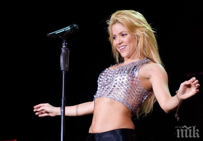 Шакира отмени част концертите си заради неочакван проблем