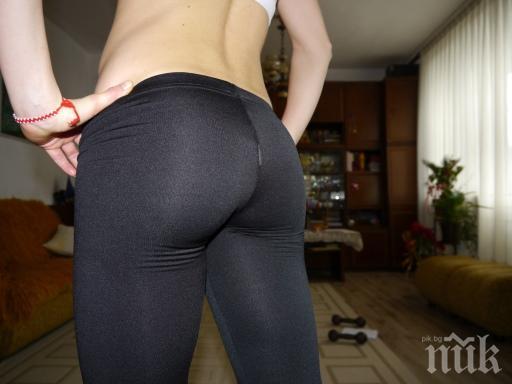 Мъжката любов към дамските задни части е породена от ...
