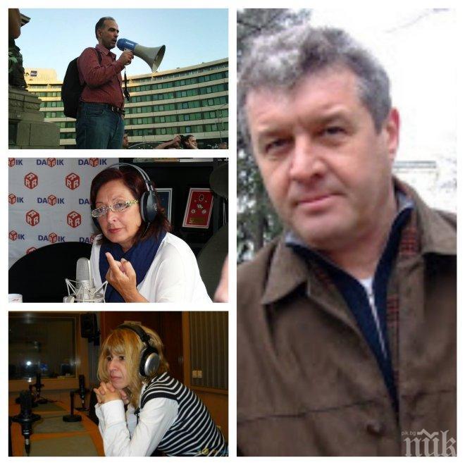 ЕКСКЛУЗИВНО В ПИК TV! Кои медии погълна Зеления октопод и има ли журналисти на хранилката при лапачите на европейски екопари - разтърсващи разкрития на Филип Цанов (ОБНОВЕНА)