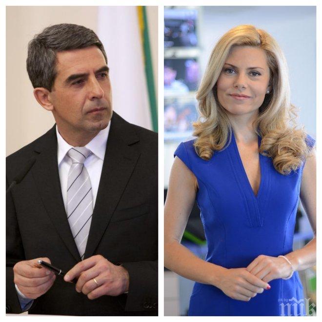 ЕКСКЛУЗИВНО ПО ПИК TV! Росен Плевнелиев и Деси Банова бягат в чужбина!
