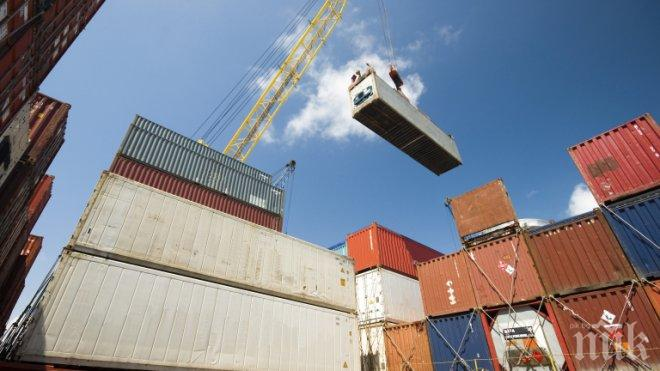 Удвоихме износа за Русия и Намибия