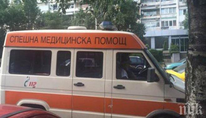 ТОТАЛНА ТРАГЕДИЯ! Човек загина в автомеле край Пловдив, друг загуби окото си! Кола се ударила в трактор