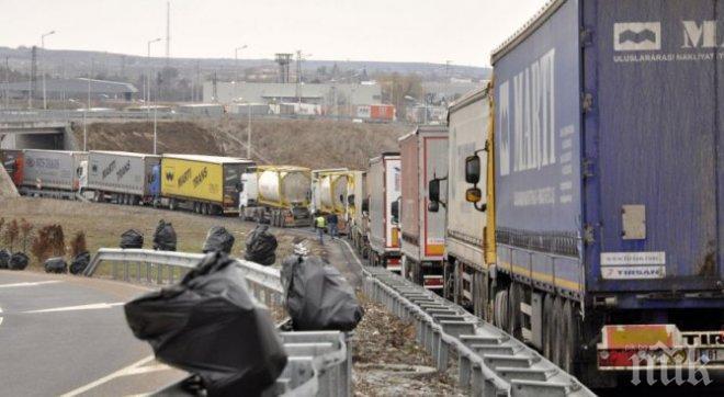 ВАЖНО! Жестока тапа от тирове на границата с Турция
