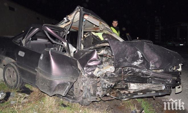УЖАС! Зверска катастрофа на магистралата между Чирпан и Пловдив