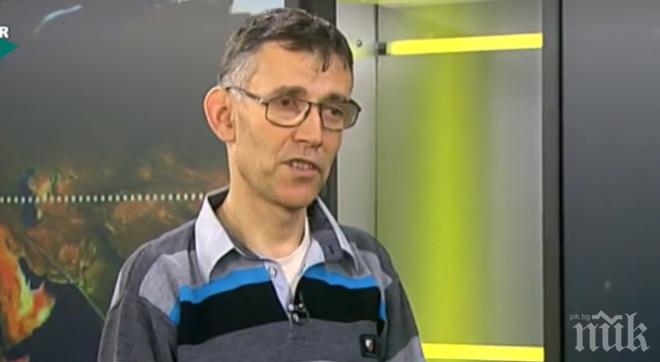 ГОРЕЩА НОВИНА! Физик от БАН със стряскаща новина за българите! 8-тонна космическа станция лети към нас - времето за евакуация е малко
