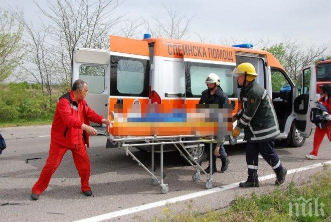 ДЖГИТ! Съдът погна убиец на пътя, отнесъл пешеходец със 115 км/ч