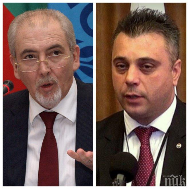 ГОРЕЩА ТЕМА! Патриот срази мераците на Местан за турско малцинство в България! Секретарят на ВМРО избухна: Не знам бай Хасан да е поискал такова нещо