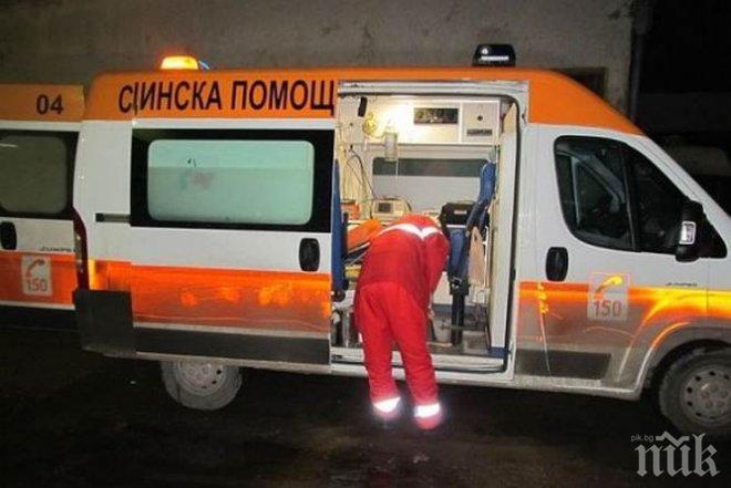 ТРАГЕДИЯ! Юрисконсултът на община Родопи е загиналият мъж край Пазарджик! Рязали колата, за да го извадят (СНИМКА)