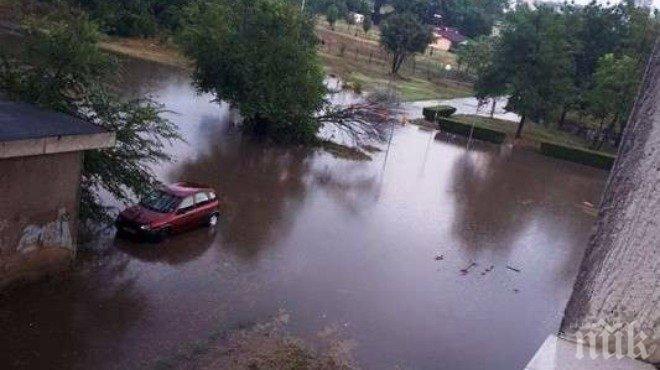Със свръхчовешката сила Бончо извади баща си жив от потопа в Ливада (СНИМКИ)