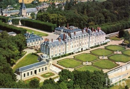 Обявиха за продан замъка на мадам Дьо Помпадур