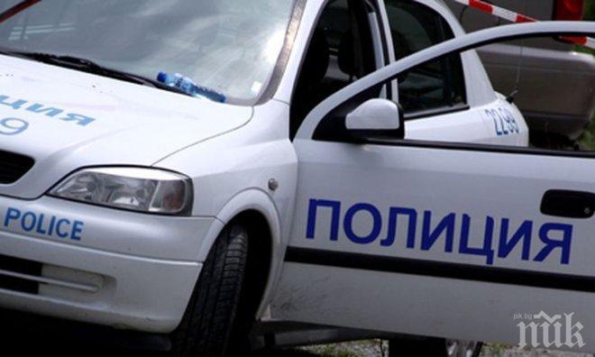 Кола се заби в газово съоръжение във Варна