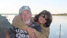 """САМО В ПИК И """"РЕТРО""""! Кръшкачът Стоян Алексиев иска прошка от жена си в Рим - похотливият актьор заведе съпругата си на екскурзия след скандала с младата любовница"""