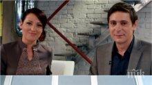Нова телевизия категорична за проверките на НАП: Виктор Николаев и Анна Цолова са чисти!
