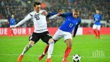 Франция изпусна победата срещу световните шампиони в последната секунда