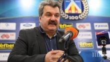 """Тодор Батков с огромен, """"милионен"""" жест към """"Левски""""! Ето какво направи за старата си любов адвокатът"""