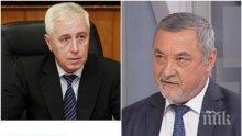 САМО В ПИК! Вицепремиерът Валери Симеонов за поръчката срещу ген. Петров: Оставката да тежи на съвестта на клакьорите от Би Ти Ви!
