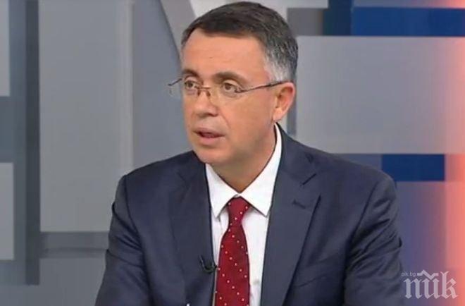 Хасан Азис: Бюджетът за 2018 г. е... захарен памук